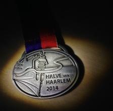 medaille5KHaarlem